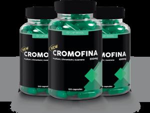 Cromofina qual a composição?