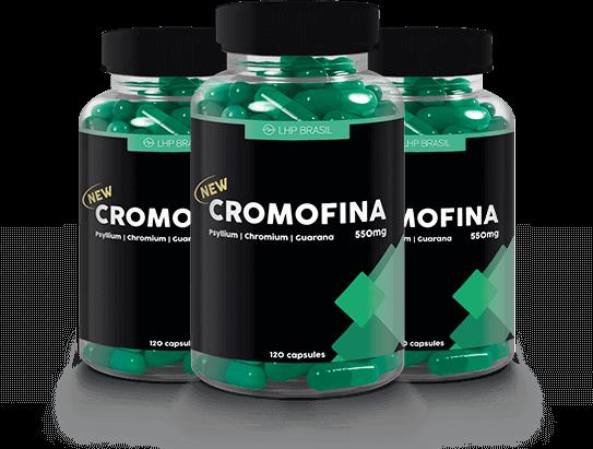 Cromofina emagrece mesmo?